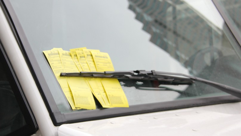 <b>Five Things</b> you didn't know you could be ticketed for