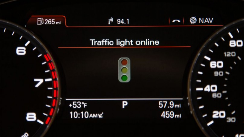 Save Millions of Litres in Fuel with Traffic Light Recognition Technology