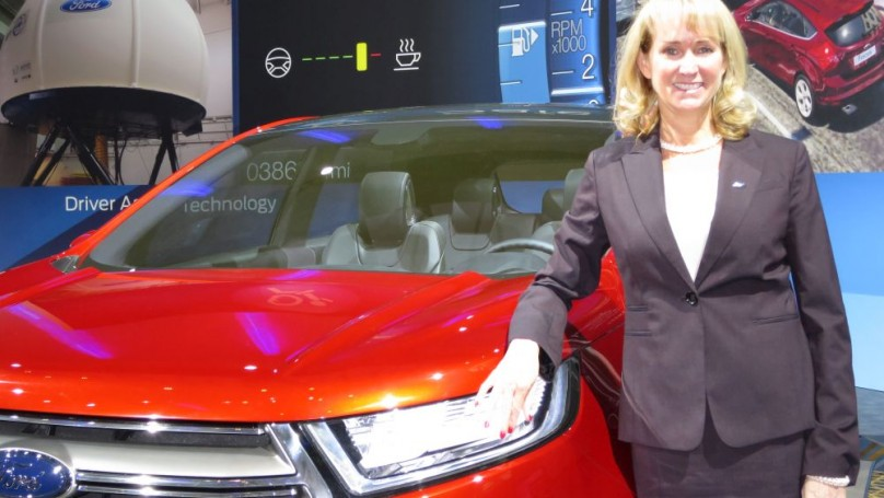 Auto People: Ford Canada CEO Dianne Craig