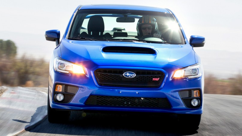 First drive ? RB - Subaru WRX and WRX STI 2015