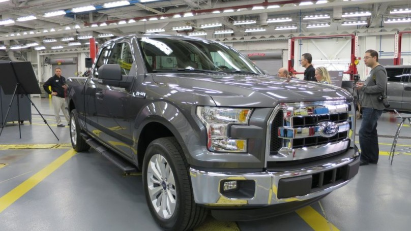 The 2015 Ford F-150 will be the first production pickup truck with an aluminum body when it launches later this year, following extensive testing by Ford to win over any skeptics.