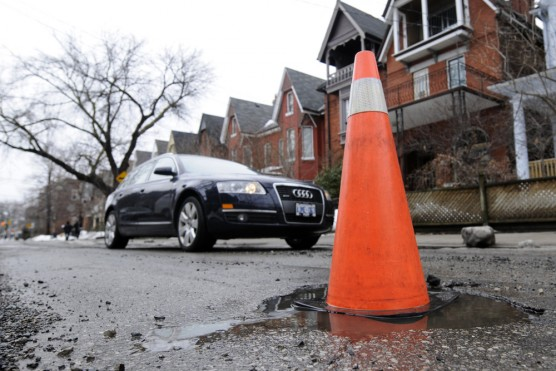 Norris Blog: Road work in Hamilton done quickly; why not here?