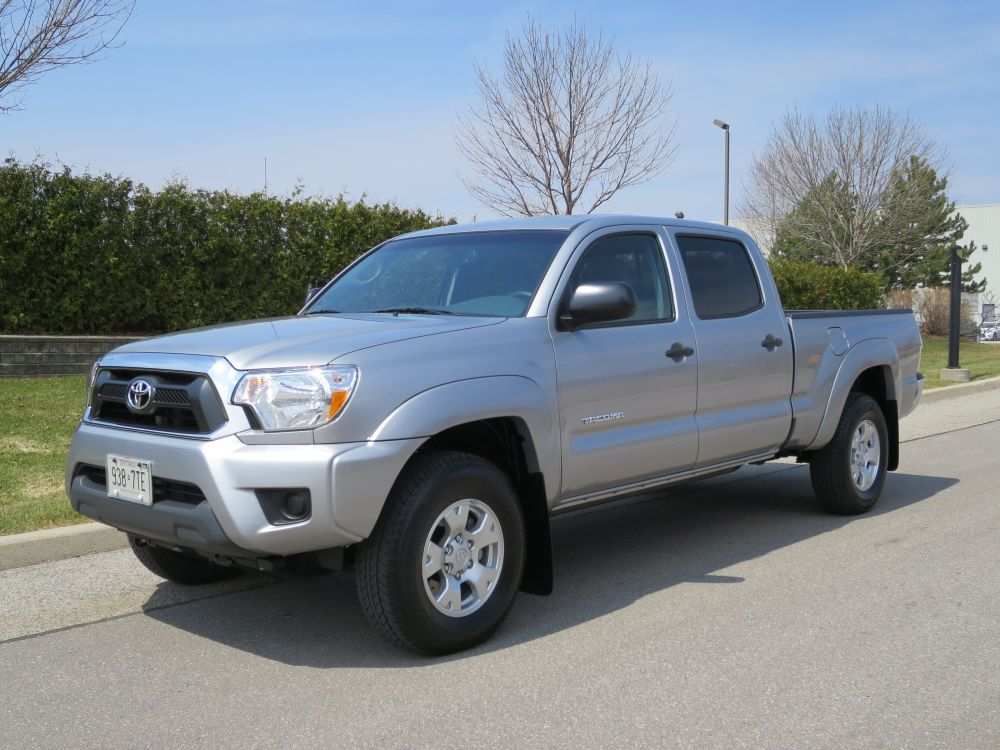 2014 toyota tacoma 4x4 versus 2014 nissan frontier 4x4 autos post. Black Bedroom Furniture Sets. Home Design Ideas