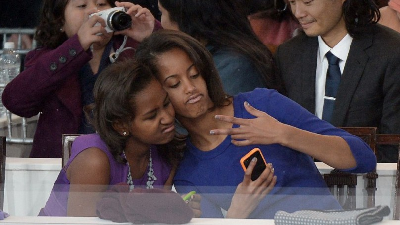 Whitehouse security breached after suspicious car follows Obama daughters through the gates