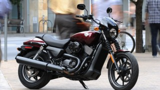 2015 Harley-Davidson Street 750 -Preview