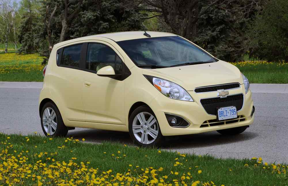 2014 chevrolet spark putting a spark in the chevrolet lineup. Black Bedroom Furniture Sets. Home Design Ideas