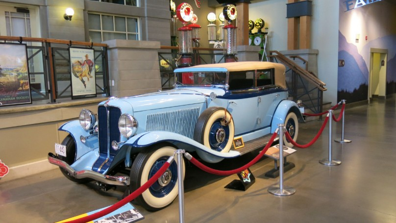 Gasoline Alley home to rare automotive gems