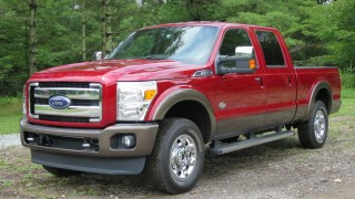 Preview: 2015 Ford Super Duty Truck