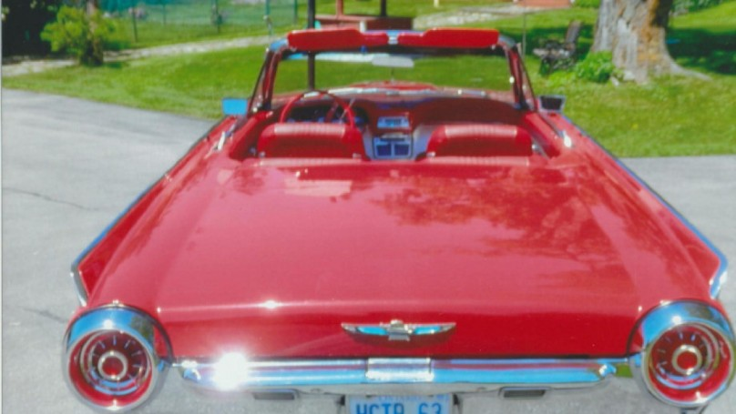 Eye Candy: Soft-top an easy choice from trio of T-Birds