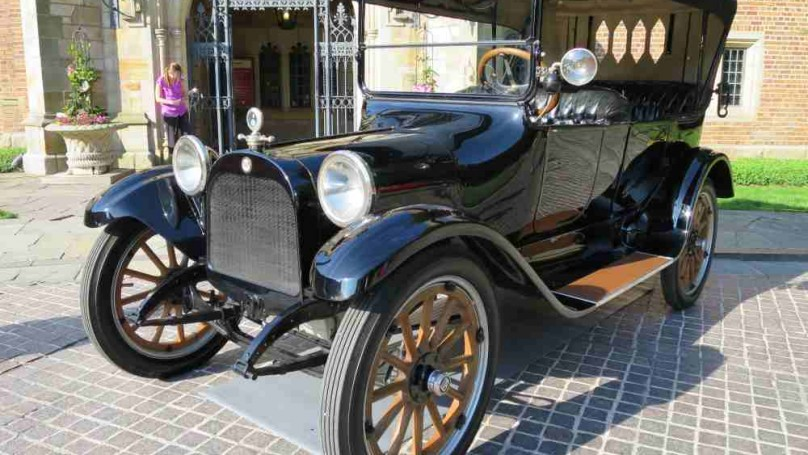 100 years of Dodge: History comes alive as museum hits road