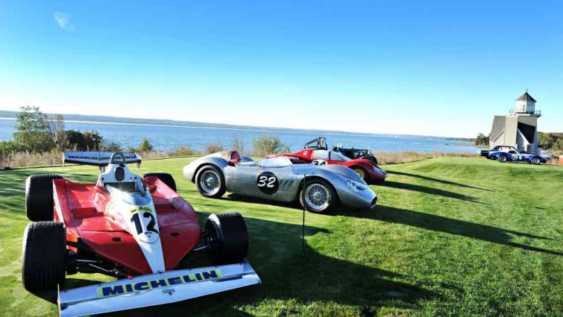 Classic wheels: Cobble Beach Concours d'Elegance - Highlighting Canada's finest
