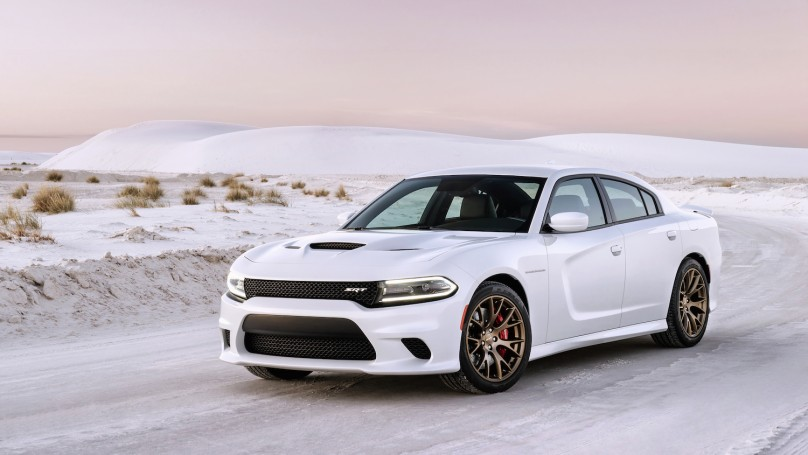 Dodge unveils second Hellcat
