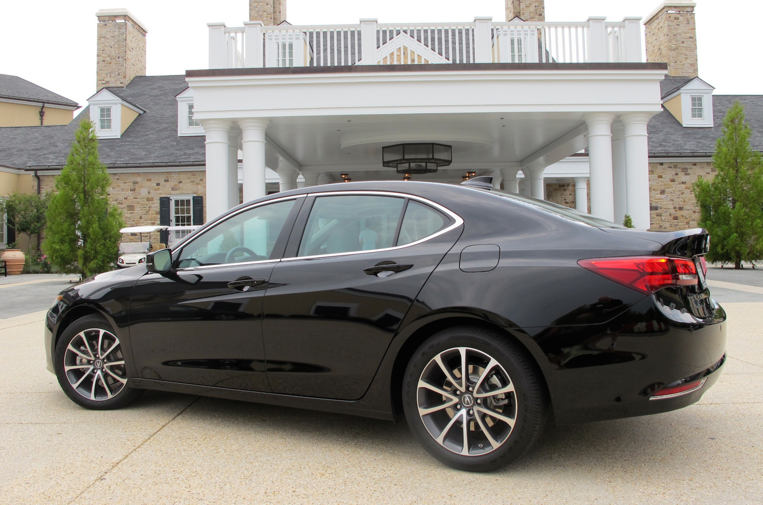 2015 Acura TLX review - WHEELS.ca