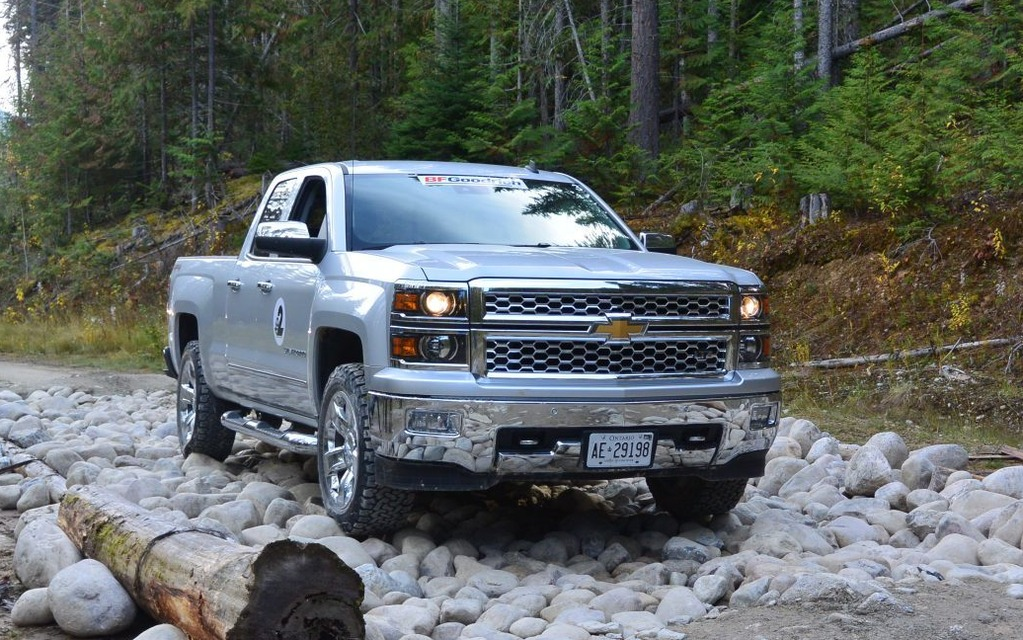 Worksheet. With All Terrain Tires Silverado Pictures to Pin on Pinterest