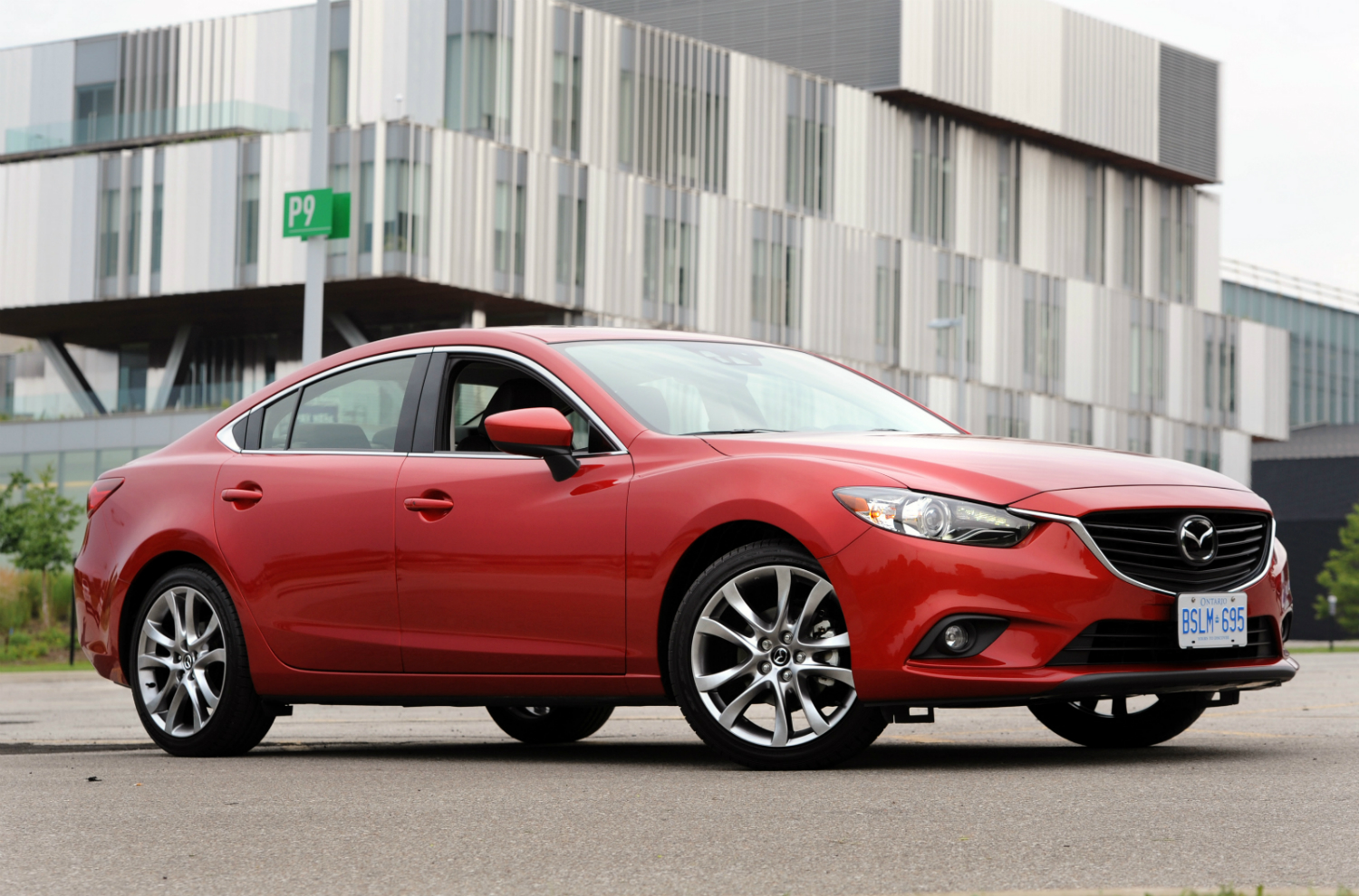 2015 mazda 6 gt i eloop review. Black Bedroom Furniture Sets. Home Design Ideas