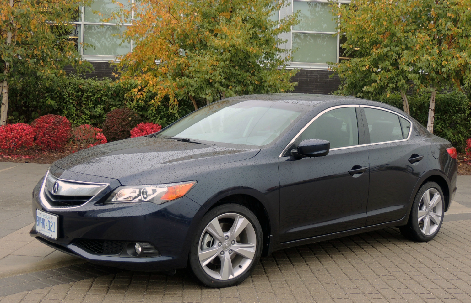 2015 Acura Ilx Review Wheels Ca