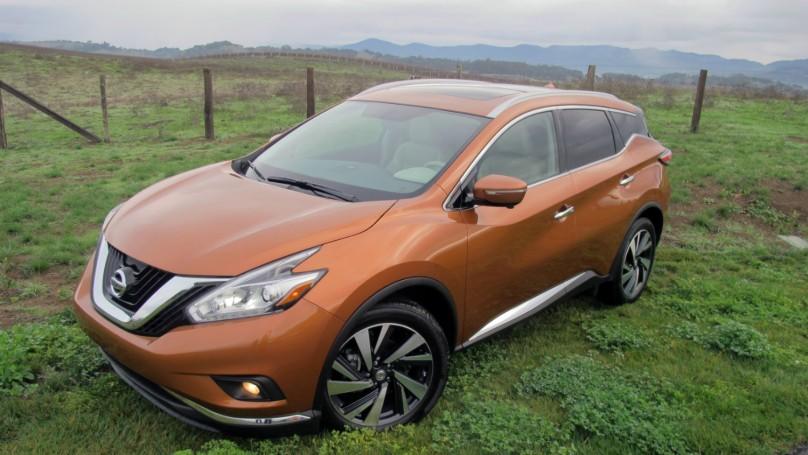 2015 Nissan Murano Review Wheels Ca