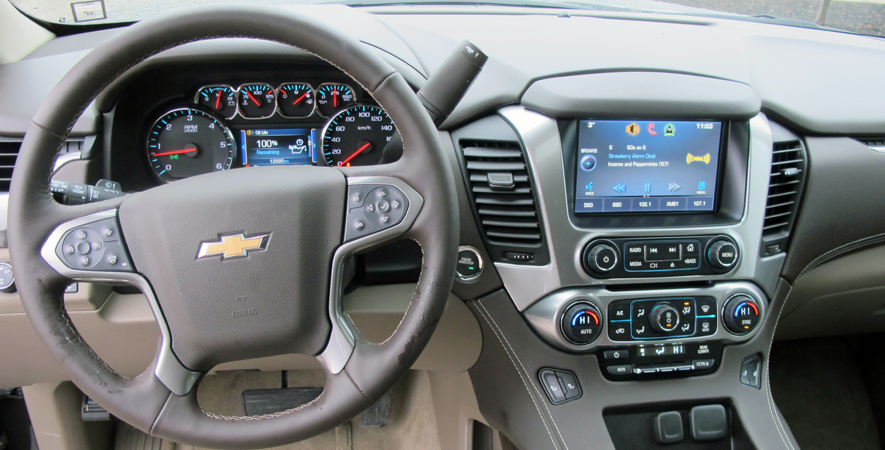 Exceptional 2015 Chevrolet Suburban Interior Awesome Ideas