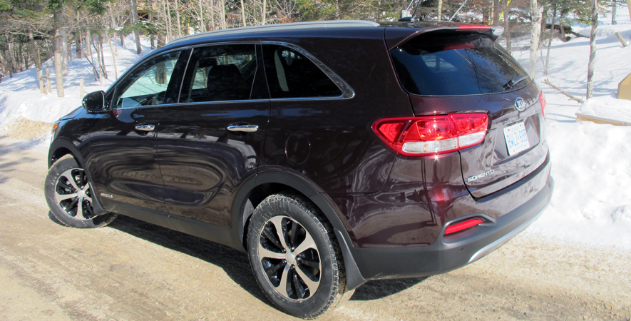 2016 Kia Sorento Review Wheels Ca