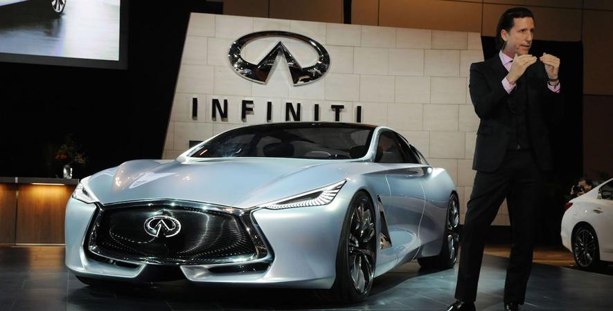 2015 Canadian International Auto Show: Infiniti Q80