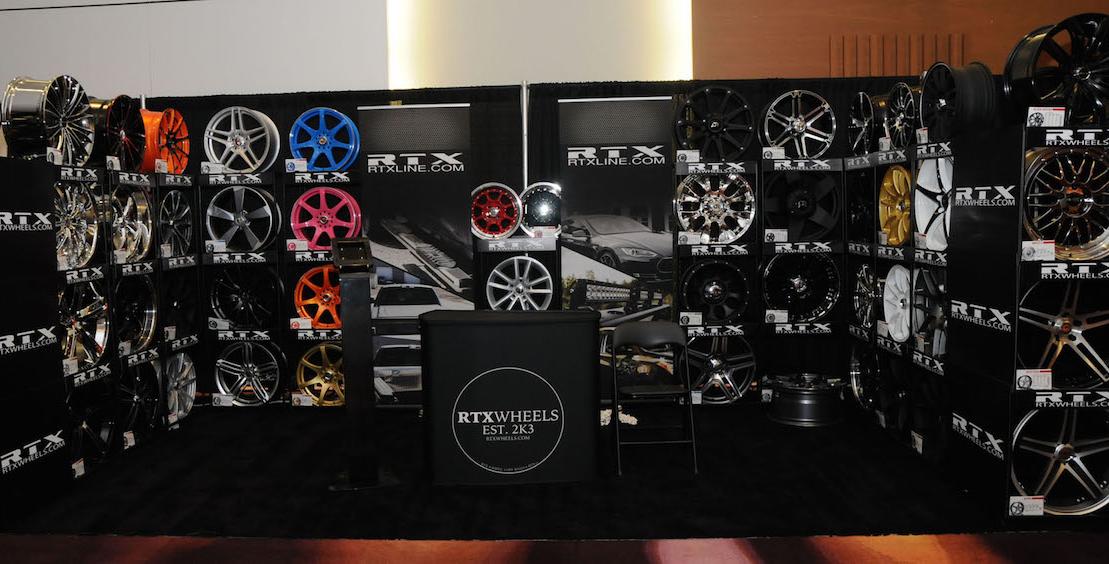 2015 Canadian International Auto Show: RTX Wheels