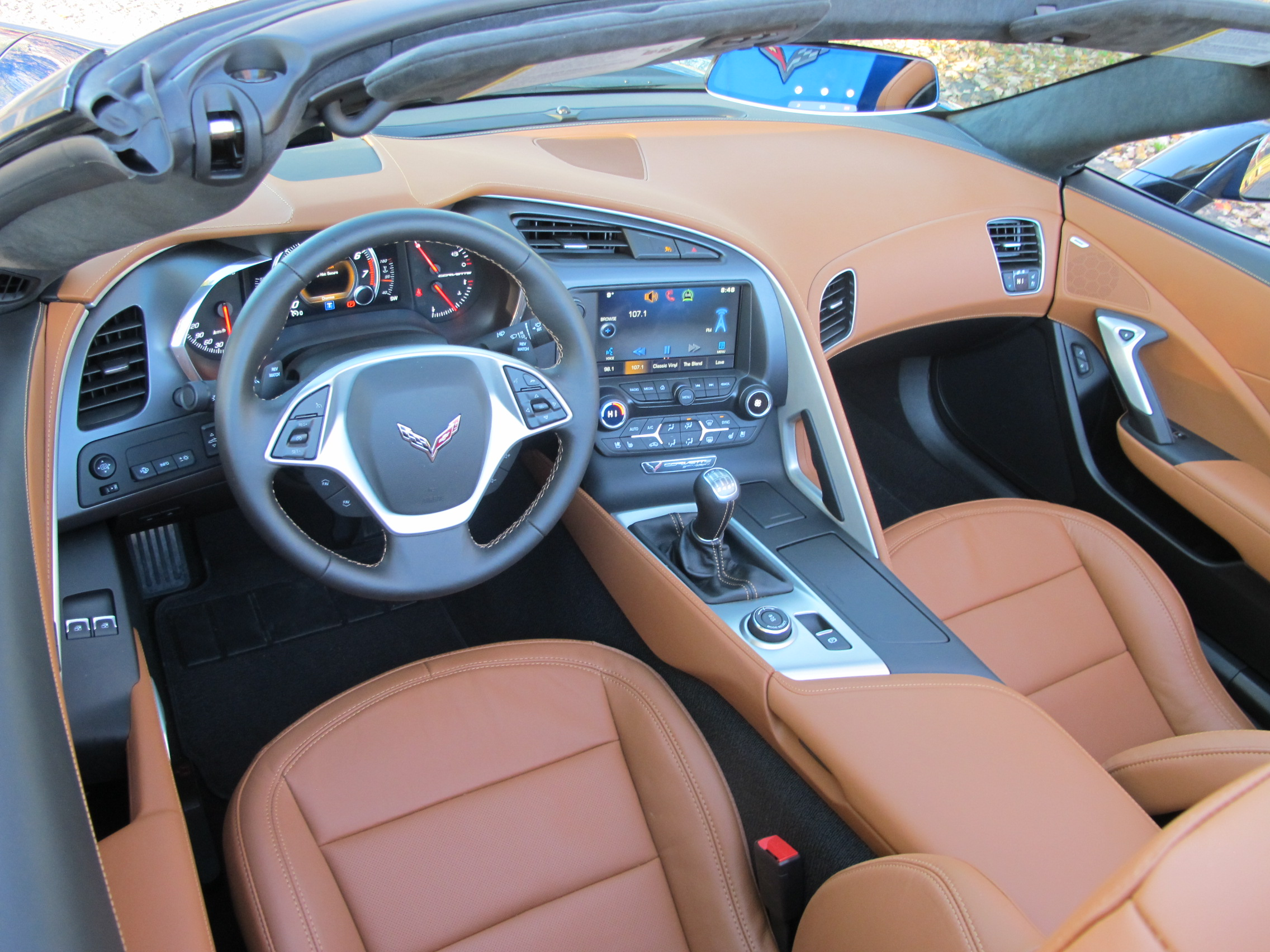 Lovely 2015 Corvette Stingray Z06 Interior The