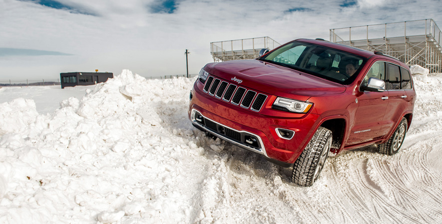 Fiat Chrysler Automobiles 2015 Jeep Grand Cherokee