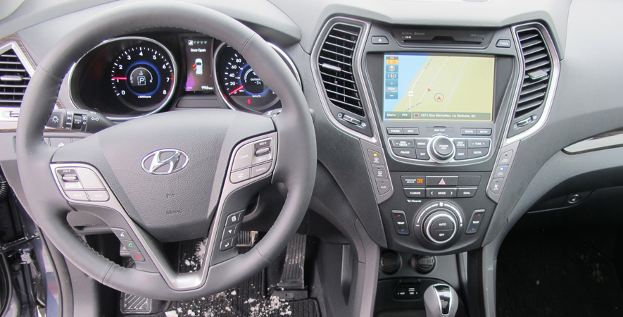 2015 Hyundai Santa Fe Xl Review Wheels Ca
