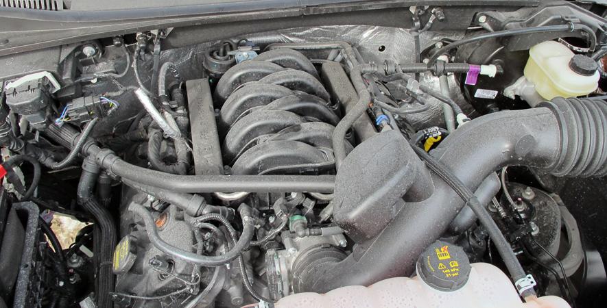 2015 Ford F 150 Engine