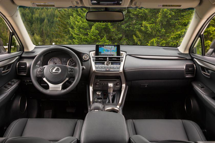 2015 Lexus Nx 200t Review Wheels