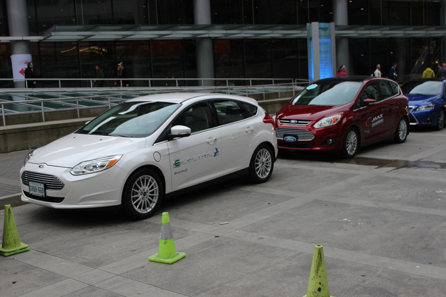 EV Test Drive Ford