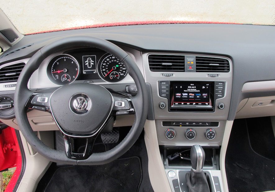 2015 Volkswagen Golf Sportwagon Review Wheels Ca