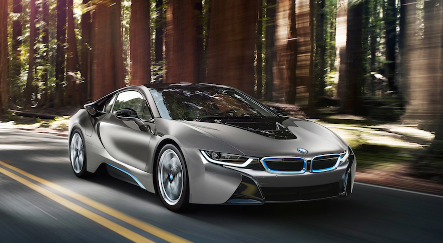 Bmw i8 Vancouver Bmw i8 Presented With The