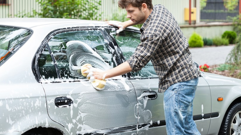 Tips On Washing Your Car