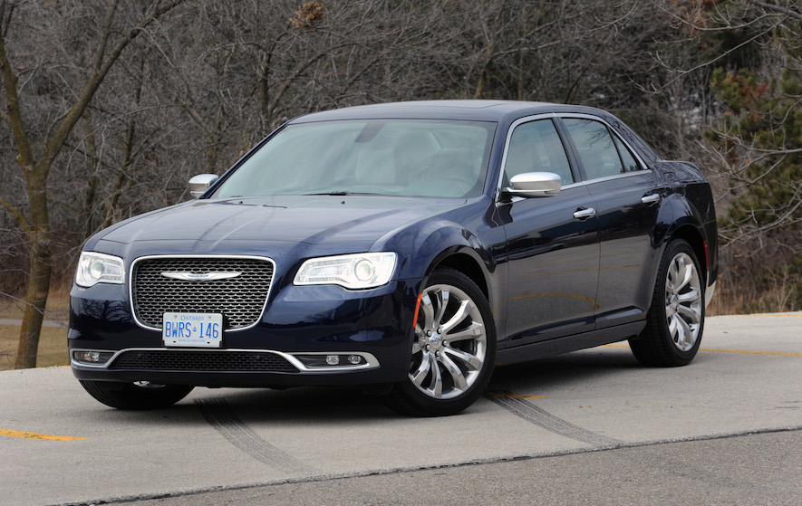 Chrysler 300C Platinum 2015-main