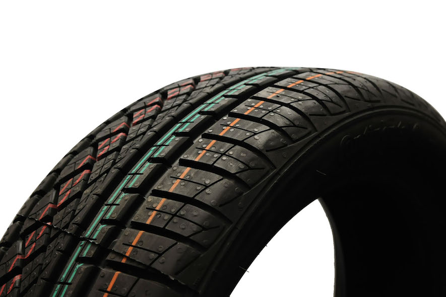 Continental ExtreContact all-season tires