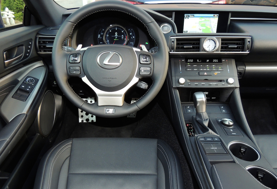 2015 lexus rc 350 awd review. Black Bedroom Furniture Sets. Home Design Ideas
