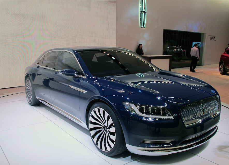 lincoln continental ny auto show lincoln continental concept new york auto show nyias 2015. Black Bedroom Furniture Sets. Home Design Ideas