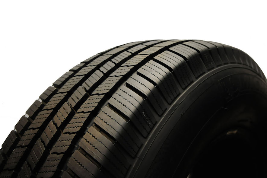 Michelin LTX-MS2 all-season tires