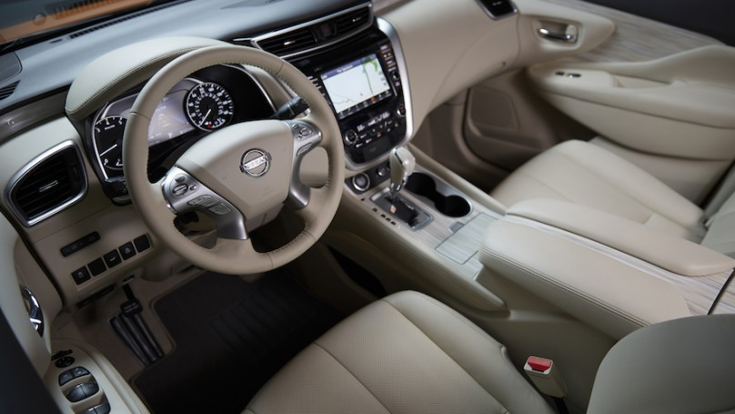 2015 nissan murano named in 10 best interiors 2015 nissan altima interior lights