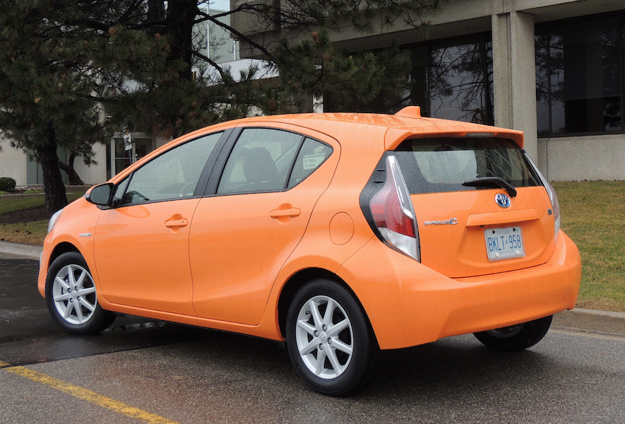 Innovative Toyota Prius C Technology 2015 Review  WHEELSca