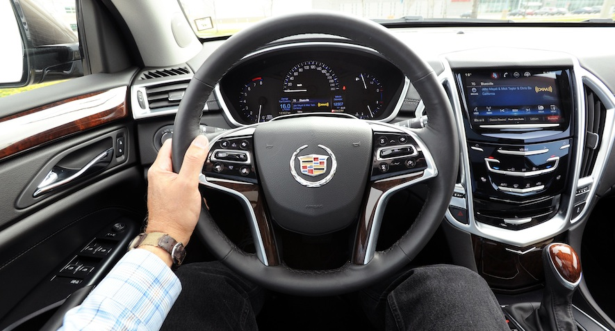 2015 Cadillac Srx Luxury Collection Edition Wheels Ca