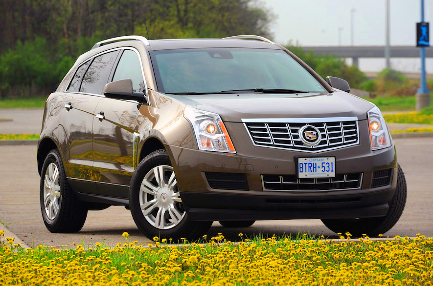 2015 cadillac srx luxury collection edition. Black Bedroom Furniture Sets. Home Design Ideas