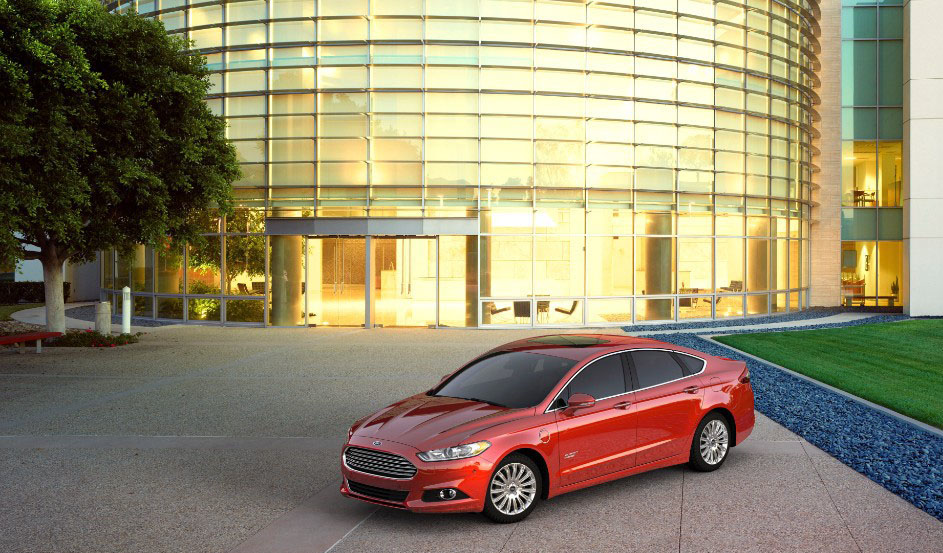ford fusion energy
