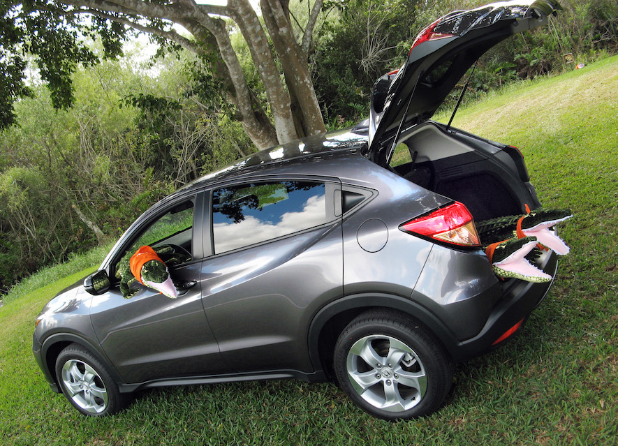 2016 Honda Hr V Review Wheels Ca