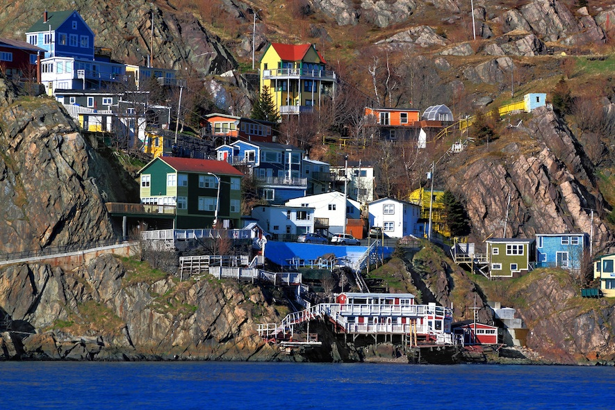 Newfoundland for places to visit in canada