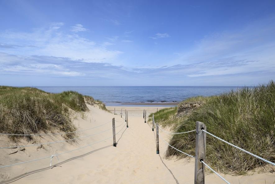 Prince edward island beaches