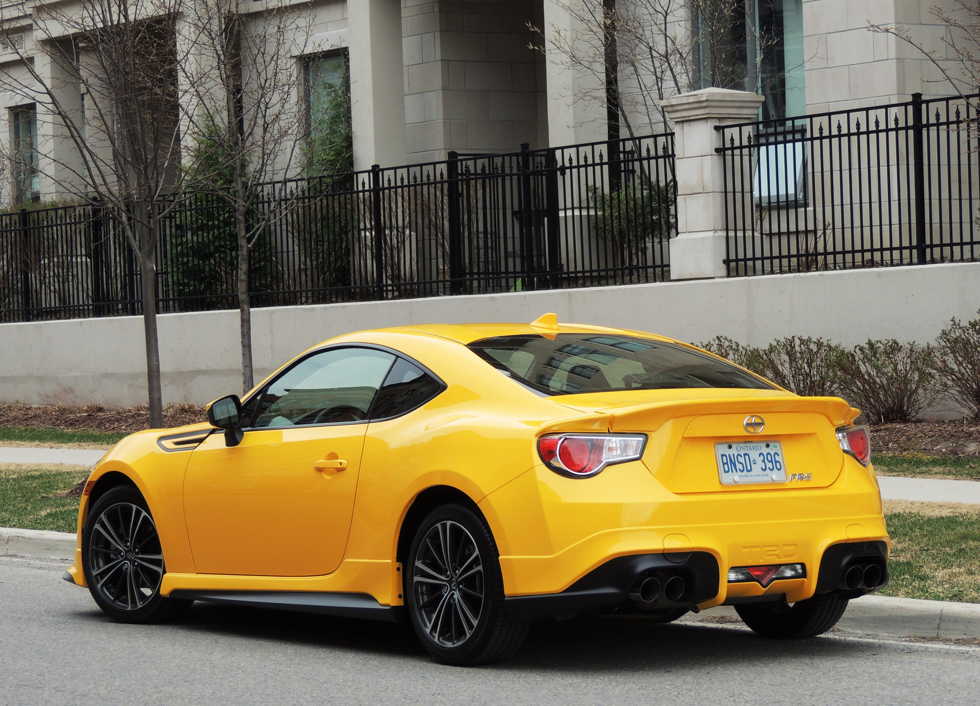 2015 Scion FR S Release Series 1 0 Review – WHEELS