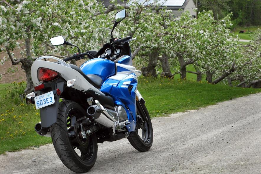 Suzuki Motorcycles: GW250F