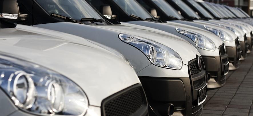 buying a car at a new car dealership